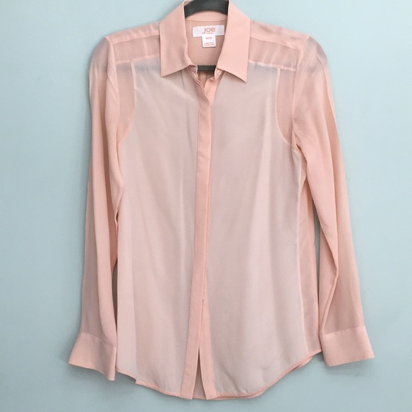 7c4e2778cd902 Joe Fresh Tops - Joe Fresh Silk Blouse